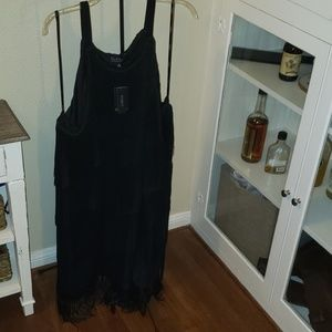 Eloquii Flare Dress
